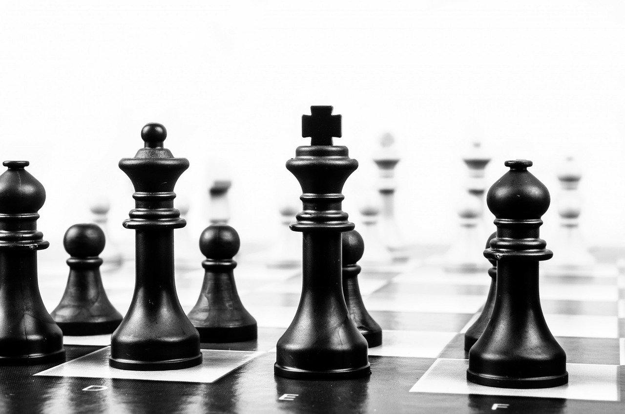Strategie beim Schach