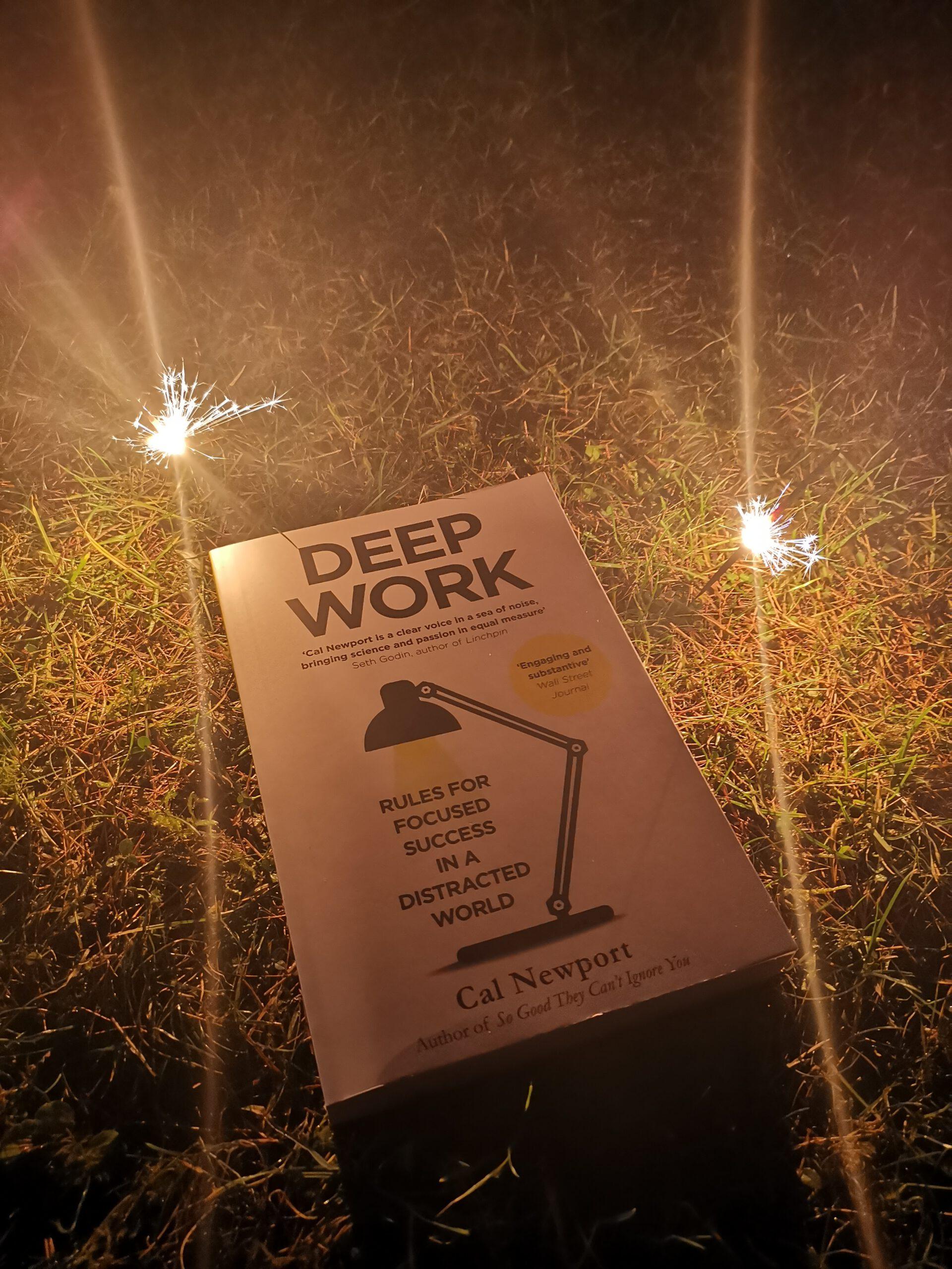Cal Newports Deep Work zu Silvester