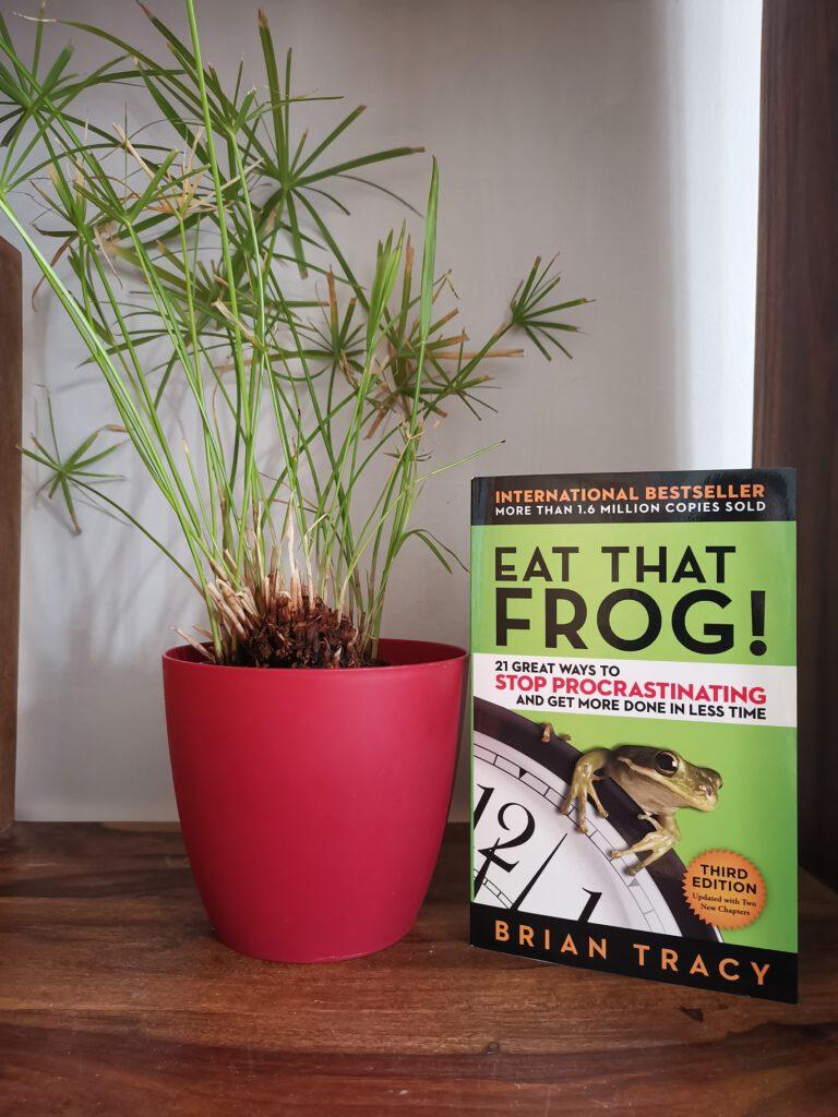 Eat that frog - 21 Wege für mehr Produktivität